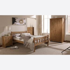 HAVANA 3.0 SINGLE BED PINE