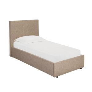 LUCCA 3.0 SINGLE BED beige