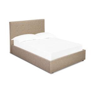 LUCCA 5.0 KINGSIZE BED Beige