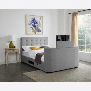 MAYFAIR TV KINGSIZE BED