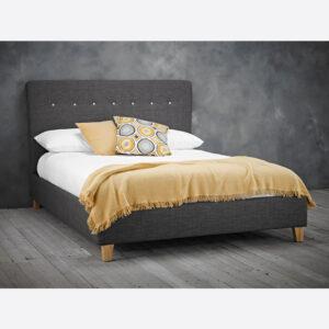 PORTICO 4.6 DOUBLE BED GREY