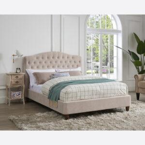 SORRENTO KINGSIZE BED Pink